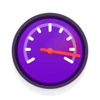 Speed Gauge Icon